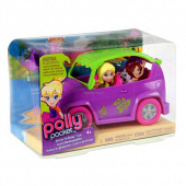 Набор Polly Pocket, Кукла и автомобиль.