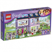 LEGO Friends 41095 Дом Эммы