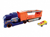 Маттел. Hot Wheels Трейлер Краш тест