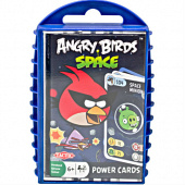 Tactic Games Игра с карточками Angry Birds Космос, арт. 40835