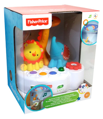 Маттел Fisher-Price Ночник-проектор